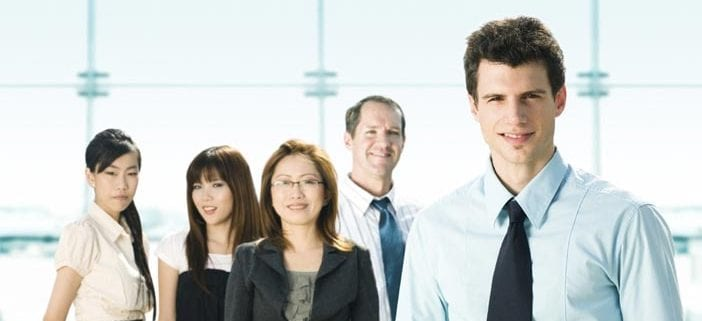 Corporate Professionals Image